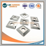 Insertos Tnmg CNC de carburo de tungsteno inserciones indexables