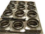 Investitions-legierter Stahl-Gusserzeugnisse