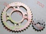 Motorcyclepの部品伝達キットのスプロケットはCg125/Cg150/Cg200のためにセットした
