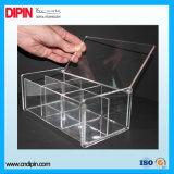 La publicité de 2mm PS transparent (polystyrène) Feuille de plastique