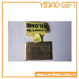 Moeda feita sob encomenda 3D/2D medalhão /Medal da alta qualidade (YB-MD-490)