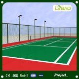 10mm 13mm 15mm het Kunstmatige Gras van de Kwaliteit van Ce Cgs voor Tennisbaan