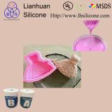1: 1 силиконовая резина качества еды RTV-2 смеси для прессформы выпечки прессформы шоколада/конфеты