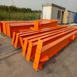 Struttura d'acciaio fabbricata del fascio chiaro di disegno per il magazzino/gruppo di lavoro d'acciaio della costruzione