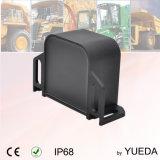 IP68 de bescherming 107dB respecteert het Alarm van de Zoemer voor Vrachtwagens