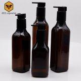 Bottiglia cosmetica di plastica quadrata per l'imballaggio dell'estetica (BFA-220)