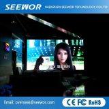 La haute définition à l'intérieur de P2 plein écran à affichage LED de couleur avec une bonne qualité