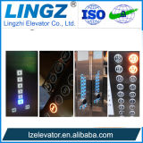 Lingz utilizó los elevadores caseros para la venta
