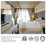 Mobília elegante do quarto do hotel com jogo equipando de madeira (YB-WS-68)