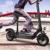 60V/20ah 600W pliant le scooter électrique avec F/R Supension