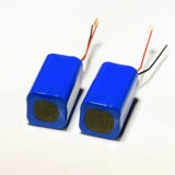 7.4V 4400mAh 18650 Pack de Batterie Li-ion avec PCM