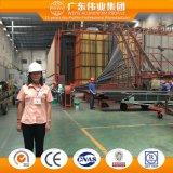Proveedor de Foshan Personalizar perfil de aluminio para la industria y construcción
