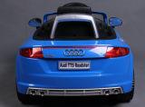 Audi TTS d'une licence balade en voiture jouet électrique pour les enfants