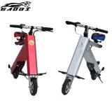 Складной электрический велосипед с алюминиевой рамкой и литий36В аккумуляторной батареи