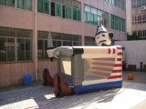Popular Pirate Inflatable Jumper Bouncer (T1-703)