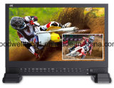 """Ecrã LCD de 15,6"""" de broadcast 4K Entrada HDMI"""