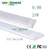 3FT 0.9m 24W 높은 루멘 LED 정화 램프 (YYST-JD09-24W)