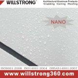 Zusammengesetztes Aluminiumpanel für Wand-Umhüllung-Selbstreinigungs-Nano Beschichtung