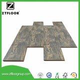 屋内物質的なAC3の浮き出しによってワックスを掛けられる防水積層の木製のフロアーリング