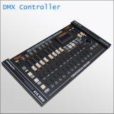 Estágio DJ que ilumina o controlador de 2024 DMX