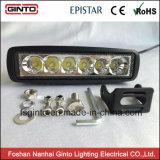 低価格6inch 18W LED作業ライト