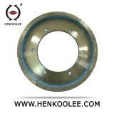 Колесо Bond диаманта смолаы влажное придавая квадратную форму (работая слой с Flume)
