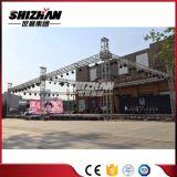 Алюминиевая опорная крыши с портативным этап для продажи