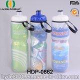Двойные стенки пищевой категории PE пластиковых бутылок для воды Sport (ПВР-0862)