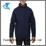 Mens Softshell Jacket isolados com cobertura amovível