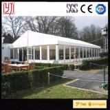 Grosses Partei-Zelt/Hochzeits-Kabinendach/Aluminiumtür-Kabinendach-seitliche Glaswand