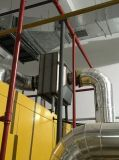 発電機セットのためのディーゼル微粒子フィルターは黒い煙を取除く