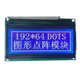 192*64/COB図形マトリックスモノクロLCDの表示のモジュール