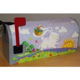 Персонализированный почтовый ящик покрывает крышку почтового ящика магнитного рождества магнитную