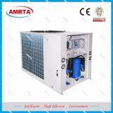 글리콜 냉각장치와 열 펌프