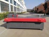 La impresora ULTRAVIOLETA grande C M Y K LC Lm W de 1313 planos del formato LED desaparece el plano ULTRAVIOLETA plano ULTRAVIOLETA del precio 5760*1440dpi de la impresora de la base