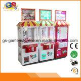 Petites machines de jeu électronique de machine de grue de griffe de mini jouet à vendre