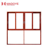 Interior Decoration Sliding Window with Mosquito Net