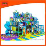Los niños laberinto Playground suave de los Niños Los niños laberinto castillos interiores para la venta