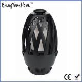 Antorcha de llama LED baile altavoz Bluetooth (XH-PS-596)
