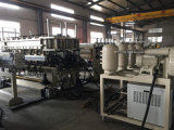 PC Polycarbonate Greenhouse Hollow Sheet Line Production