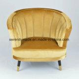 Hotel-Wohnungs-Möbel-Wohnzimmer 2 Seater Samt-Sofa