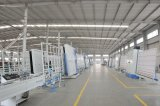 Cadena de producción de cristal aislador vertical del doble de vidriero de la máquina del CNC