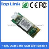 Realtek 802.11ACデュアルバンド433Mbps USBによって埋め込まれるWiFiのモジュール