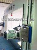 Auto máquina de estaca de oscilação da espuma da lâmina do CNC com tabela da volta