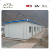 Simple and Long Prefab Sandwich Panels Bungalows House for Sale