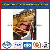 40t pesada carga de contenedor de esqueleto camión chasis remolque semi
