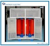 Equipamento elétrico tipo seco transformador de 3 fases de potência pequeno