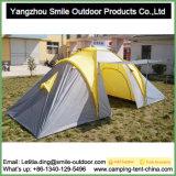 Водоустойчивый сь корейский складывая шатер Poles стеклоткани