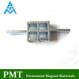 N40 28X18X3.8 Stab NdFeB Magnet mit Neodym-magnetischem Material