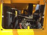 Zl12f мини-колесный погрузчик с 0,6 куб ковш в Европе